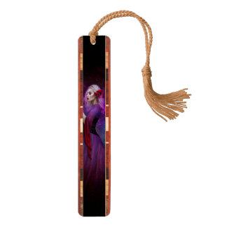 Het bladwijzer van de fantasie kersen bladwijzer