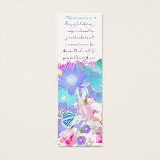 Het Bladwijzer van de vreugde, van het Gebed en Mini Visitekaartjes