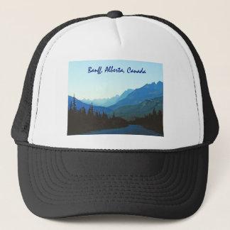 Het Blauw van de Jaspis van Banff Trucker Pet
