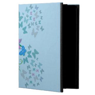 Het Blauw van de vlinder iPad Air Hoesje