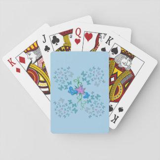 Het Blauw van de vlinder Speelkaarten