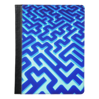 Het Blauw van het labyrint