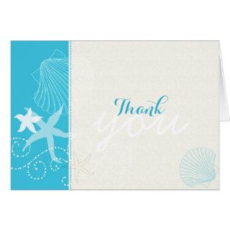 Het Blauw van Malibu + Het Huwelijk van het Strand Briefkaarten 0
