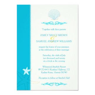 Het Blauw van Malibu + Het Huwelijk van het Strand Kaart