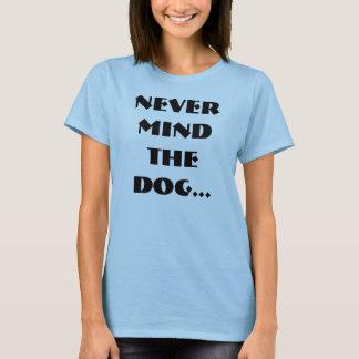 Het blauw voorzichtig zijn Cami T Shirt