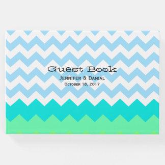 Het blauwe Boek van de Gast van de Douane van de