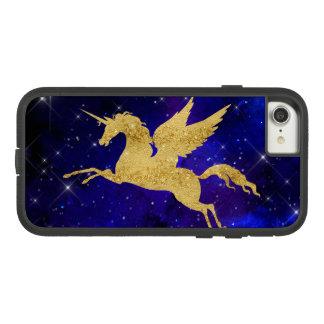 Het Blauwe Goud van de Constellatie van de Melkweg Case-Mate Tough Extreme iPhone 8/7 Hoesje