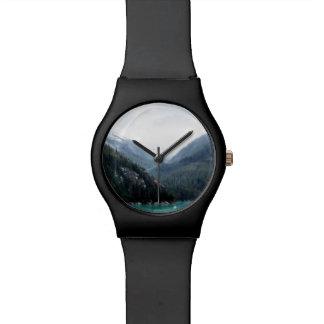 Het blauwe Horloge van Lagen