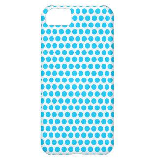 Het Blauwe Kleine Stip van Aqua iPhone 5C Hoesje