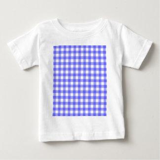 Het blauwe Materiaal van de Gingang Baby T Shirts
