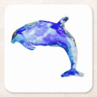 Het blauwe Onderzetter van de Dolfijn