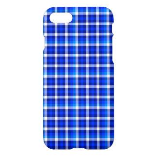 Het blauwe Ontwerp van de Mode van het Patroon van iPhone 8/7 Hoesje