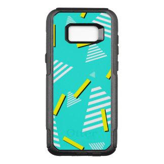 Het blauwgroen jaren '90-inspireren-ontwerp Hoesje
