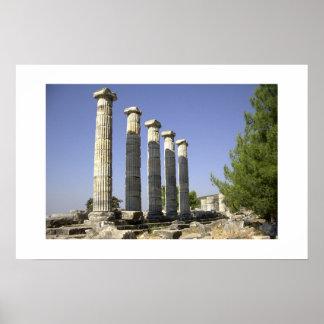 Het blijven van oud Rome Poster
