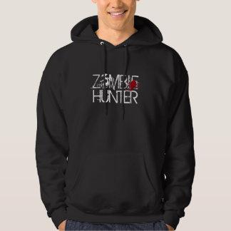 Het bloed van de JAGER van de ZOMBIE splat hoodie