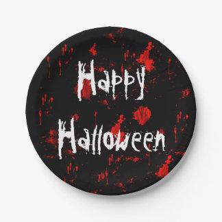Het Bloed van Halloween ploetert het Bord van het