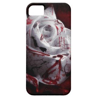 Het bloedige Wit nam toe Barely There iPhone 5 Hoesje
