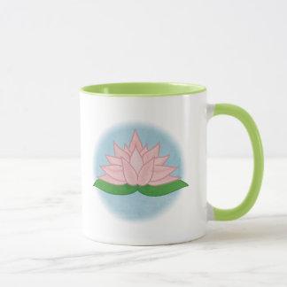 Het bloeien Lotus de Mok van de Bel van 11 oz