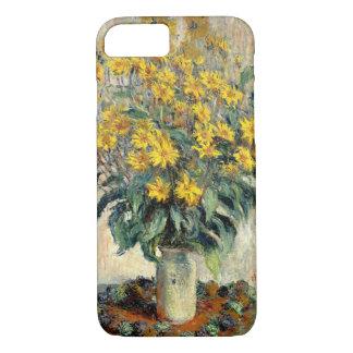 Het bloemen Koele Art. van de Artisjok van Claude iPhone 8/7 Hoesje