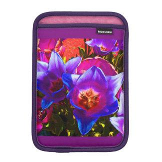 Het bloemen MiniGeval van iPad van de Fantasie