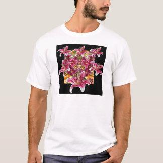 het bloemenart. van ster gazer lelies t shirt