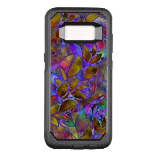 Het BloemenGebrandschilderd glas van het Hoesje