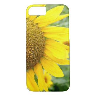Het BloemenOntwerp van de zonnebloem iPhone 8/7 Hoesje