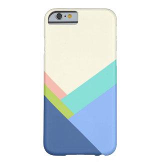 Het Blok van de kleur Barely There iPhone 6 Hoesje