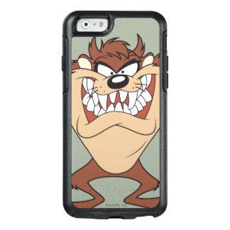 Het Blok van het Lichaam van Taz™ OtterBox iPhone 6/6s Hoesje