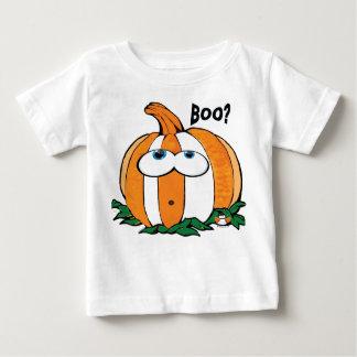 Het Boe-geroep van het baby? Korte sleeve_ van de Baby T Shirts