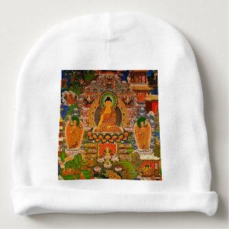Het Boeddhistische Boeddhisme dat van Boedha Baby Mutsje