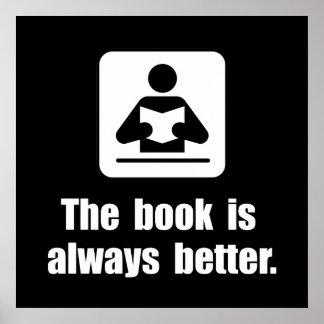 Het boek is Beter Poster