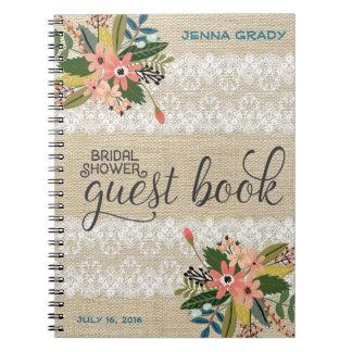 Het Boek van de Gast van het Vrijgezellenfeest van Notitieboek