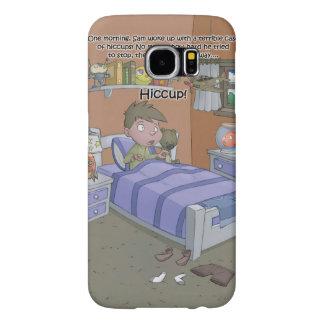 Het boek van de Hik - telefoonhoesje Samsung Galaxy S6 Hoesje