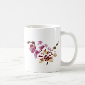 Het Boeket van de Bloem van de Orchidee van Koffiemok