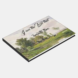 Het Boerderij Jesus Heals You Guest Book van het