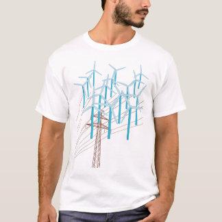 Het Boerderij van de wind T Shirt