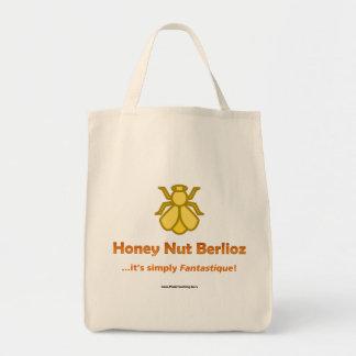 Het BOLSA van Berlioz van de Noot van de honing Draagtas