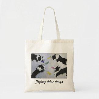 Het Bolsa van de Hond van de schijf Draagtas