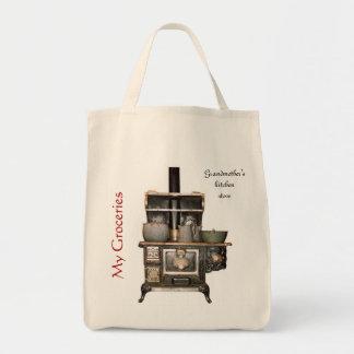 Het Bolsa van de Kruidenierswinkel van het Fornuis Draagtas