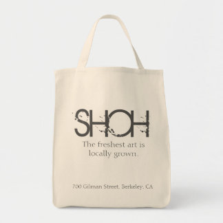 Het Bolsa van de Kunst van de Galerij SHOH Draagtas