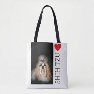 Het Bolsa van de Minnaars van Tzu van Shih Draagtas
