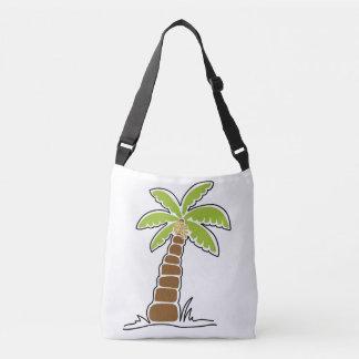 Het bolsa van de palm crossbody tas