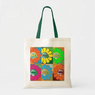 Het Bolsa van de Schildpad van het pop-art Tas
