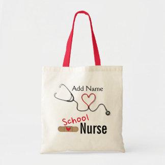 Het Bolsa van de Verpleegster van de School van de Draagtas