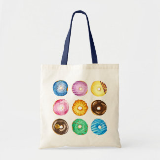 Het Bolsa van Donuts Draagtas