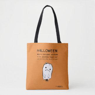 Het Bolsa van Halloween Draagtas