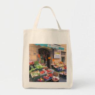 Het Bolsa van het canvas--Italiaanse Markt Draagtas