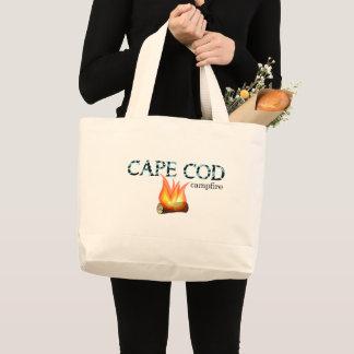Het Bolsa van het Kampvuur van Cape Cod Grote Draagtas