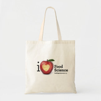 """Het Bolsa van het Voedsel van het Hart van I """"van  Canvas Tas"""